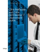 NetScaler Deployment Guide for XenD...