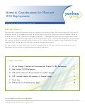 Microsoft Unified Communications - Network Considerations for Microsoft ODS Deployments Whitepaper