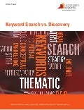 Keyword Search vs Discovery white paper