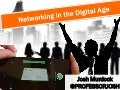 Networking in the Digital Age