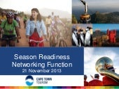 Season readiness - Networking sessi...