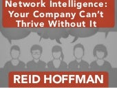 Network Intelligence: Your Company Can't Thrive Without It