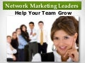 Network Marketing Leaders Toolbox