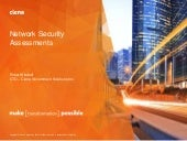 Network Security & Assured Networks: TechNet Augusta 2015