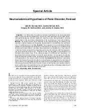 Neuroanatomical  Hypothesis Of  Pan...