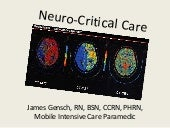 Neuro Critical Care