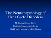 Neuropsychological
