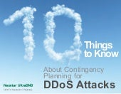 10 Things to Know About Contingency...