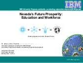 Nevada future education workforce 2...