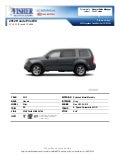 New 2012 Honda Pilot EX Boulder CO