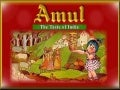 New amul the taste of india and a campaign