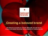 What Makes a Brand Beloved?