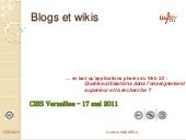 New blogs wikis_2009_v_2011