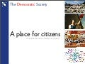 Democratic Society Introduction