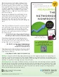 Measuring the Networked Nonprofit Flyer