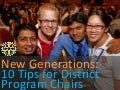 New Generations: 10 Tips for District Program Chairs