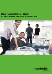 Understanding Generation Y: The New...
