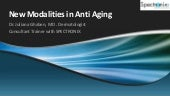 New modalities in antiaging by Dr. Juliana Ghaben Specialist Dermatologist . http://www.drjulianaghaben.com