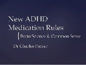 New ADHD Medication Rules