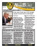Army Contracting NewsBlast May 1, 2013