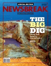 Newsbreak Special Issue: The Big Di...