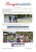 Newsletter CDP Perugia Triathlon 05-2013
