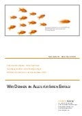 Newsletter 08/2009 - Blue Ocean Strategie