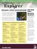 Utah State Parks Newsletter Summer 2009