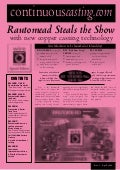 Rautomead Newsletter issue 03