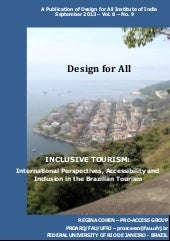Inclusive Tourism in Brazil: Design...