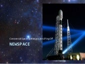 NewSpace: Space Travel For All Of Us