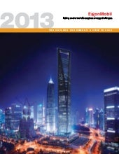 ExxonMobil - 2013 The Outlook for E...