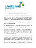 News: Lakeland Resources Inc Broadens Uranium Expertise with Addition of Richard Kusmirski & Thomas Drolet as Advisors