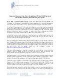 News Release:  Exploration Update from Eldor Rare Earth Project