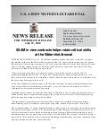 News release   Watervliet receives contracts worth more than $9.4M - July 23, 2014