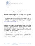 News Release:  Start of Winter Drill Program at Eldor's Ashram Rare Earth Zone