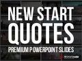 New Start Quotes