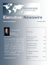 Executive Newswire - Stanton Chase ...
