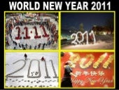 New Year 2011 Around The World