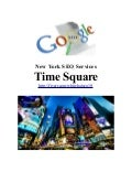 New York SEO Services - Time Square