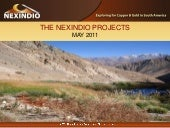 Nexindio Presentation 2011 May 2011