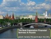 Next generation financial services ...