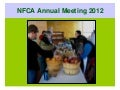 NFCA Annual Meeting Photos, 2012