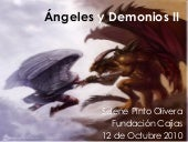angeles y demonios II