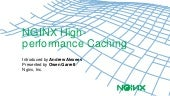NGINX High-performance Caching