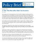 WVCBP Policy Brief: A Win-Win Marcellus Shale Tax Incentive