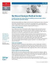 Northeast Georgia Medical Center case study: a medical relay race