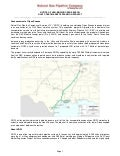 Natural Gas Pipeline Company of America Open Season Announcement from February 2014