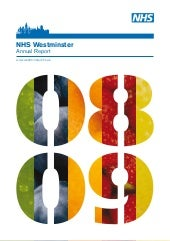 Nhs westminster annual report web