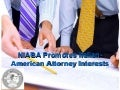 Niaba promotes italian american attorney interests